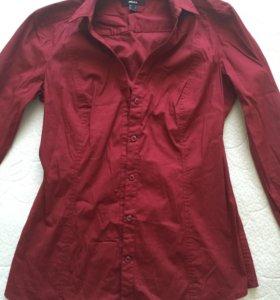 Красивая рубашка Mexx размера XS-S