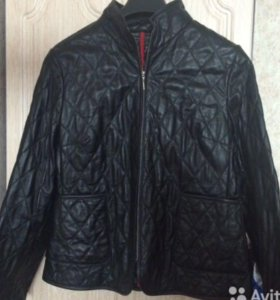 Куртка-жакет кожа натуральная