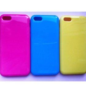 Чехлы на айфон 5с