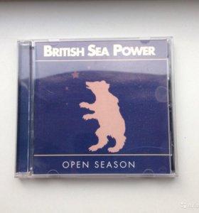 Альбом British Sea Power - Open Season