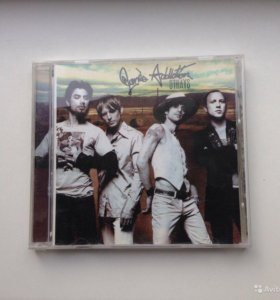 Альбом Jane's Addiction - Strays - на CD
