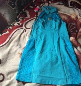 Платье-сарафан новое нарядное
