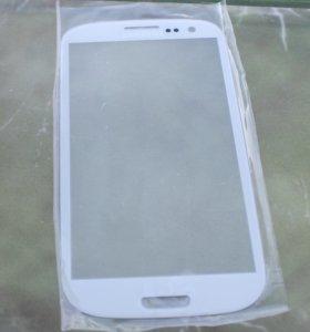 Стекло для Samsung Galaxy S III GT-i9300 + пленка