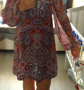 🌹стильное платье  44 размер