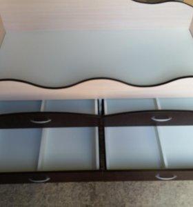 Кровать 150*70 160:80 цена с матрасом