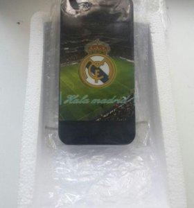 Чехол на iPhone 5/5s ФК Реал Мадрид