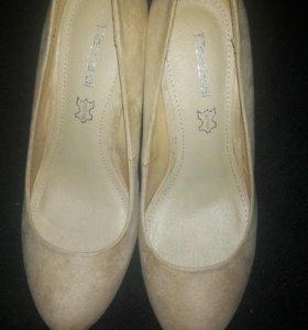 Новые туфли 37р
