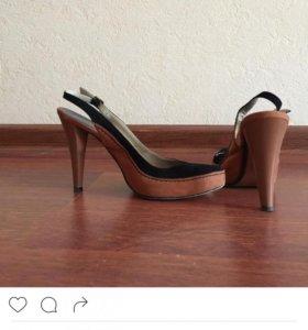 Басоножки туфли
