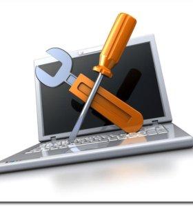 Ремонт ноутбуков , планшетов и телефонов