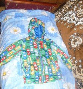 Детская осенне-весенняя курточка