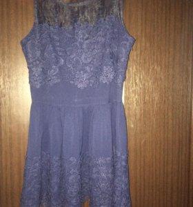 Платье р-р S