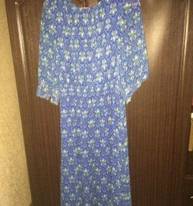 Платье в пол р-р 42-46