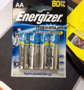 Элемент питания Energizer lr6-AA