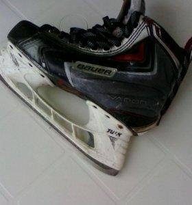 """Коньки хоккейные р.(5,5)  """"Baern"""""""