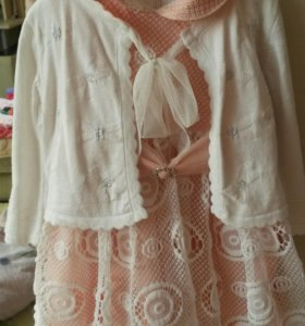 Платье1,5-2года