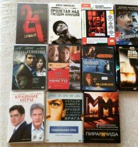 DVD фильмы отличная коллекция