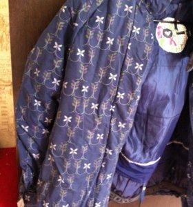 Куртка зимняя пуховая рокси размер s