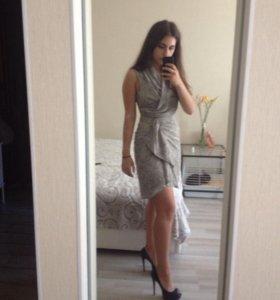 Платье шифоновое H&M
