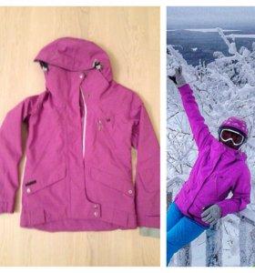 Сноубордическая (горнолыжная)непромокаемая куртака