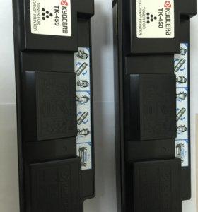 Тонер-картридж Kyocera TK-450 без коробки
