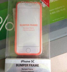 Бампер iphon5c