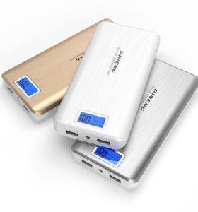 Pineng power bank портативный внешний аккумулятор