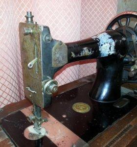 Швейная машинка конца 19 века