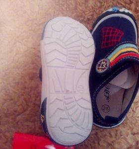 Ботинки 25 размер