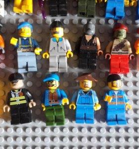 Лего фигурки и аксессуары