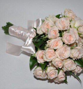 Букет невесты, лепестки в подарок