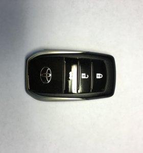 Ключ Toyota Camry 55 кузов