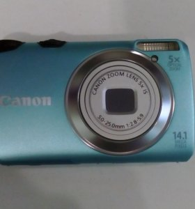 Фотоаппарат Canon A3200is/14.1mp.