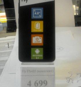 Телефон Fly FS405