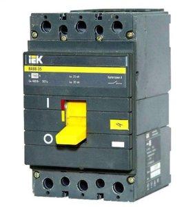 Автоматический выключатель160А