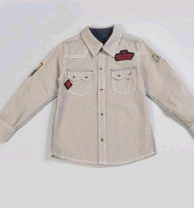 Рубашка с регулируемым рукавом
