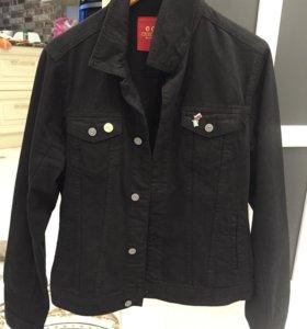 Джинсовая куртка, мужская S-M