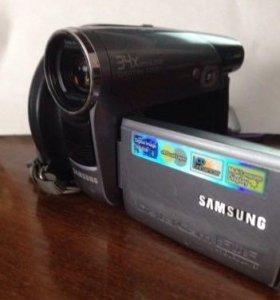 DVD-видеокамера samsung