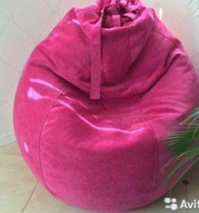 Кресло мешок груша новое