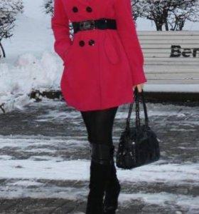 Стильное пальто на осень-зиму
