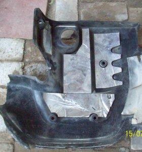 Кожух двигателя для нивы шевроле