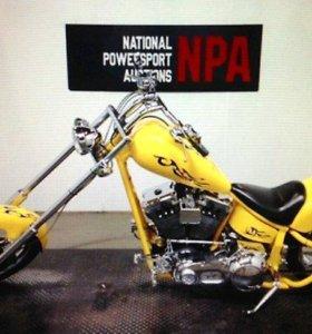 Мотоцикл PCW Detroit Chopper