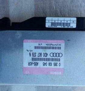 Audi a6 c4 блок управления ABS и ASR