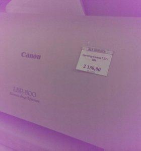Принтер Canon LBP - 800