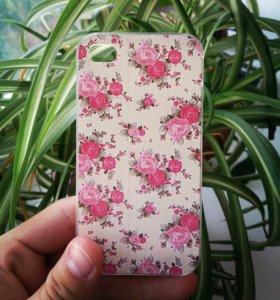 Очень красивый Чехол на IPhone 4,4S