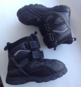 Зимние ботинки р.32