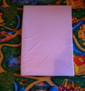 Матрас для пеленального комода или стола
