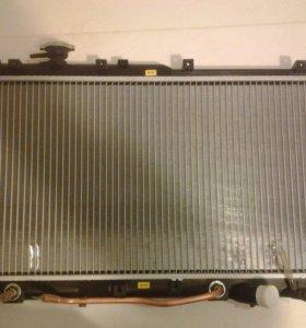 Радиатор охлаждения двигателя для KIA SPECTRA