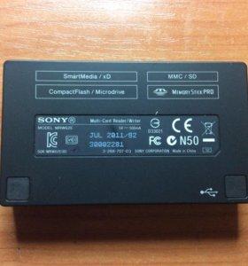 Картридер Sony