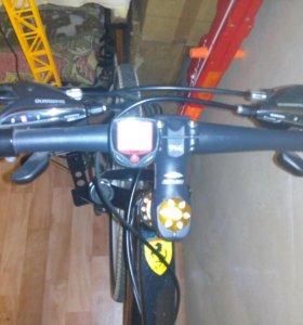 Клевый велосипед