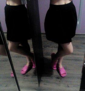 Юбка тюльпан(stradivarius)